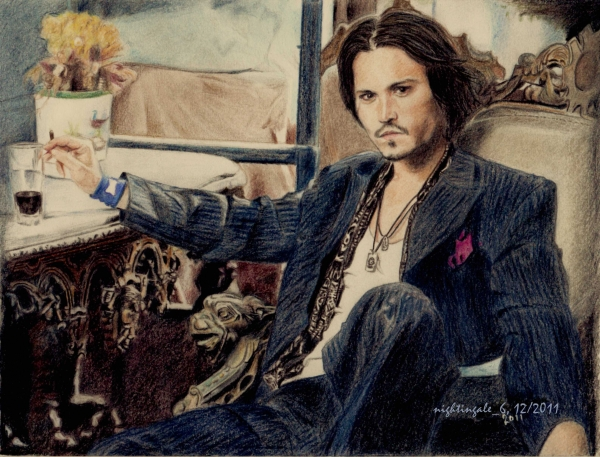 Johnny Depp par nightingale_6